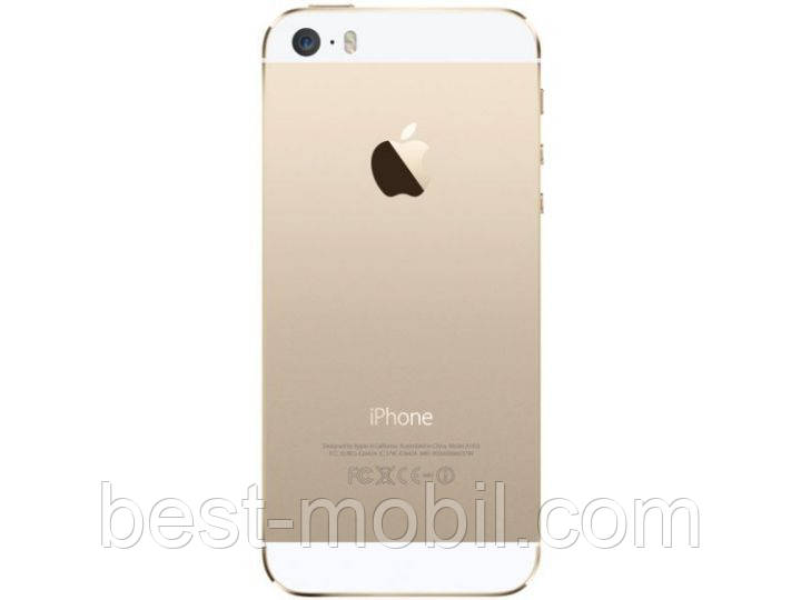 Корпус для iPhone 5S OR Gold