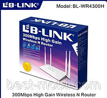 WiFi Router LB-LINK BL-WR4300H
