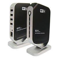 Сервер сетевой 4 портовый для USB устройств