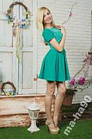 Платье женское короткое. Размеры  42__50