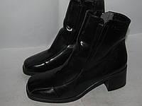 ROSSINI _ стильные ботинки _ 39р _ ст.25см_ Н07