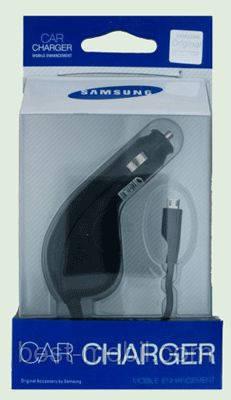 Автомобильное зарядное устройство (CAD 300SBE) D 880 Samsung Charger