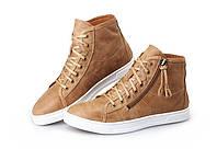 Женские  UGG  Sneakers Blaney Cream, женские угги австралия классические кроссовки бежевые