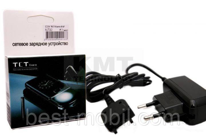 """Сетевое зарядное устройство для Samsung G810 """"ТСТ Euro"""""""