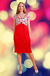 Платье женское из атласа, 250 грн, фото 3