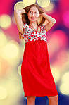 Платье женское из атласа, 250 грн, фото 4