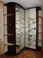 Изготовление шкафов купе в Харькове