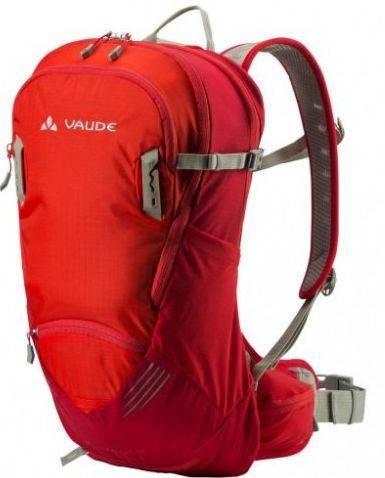 Отличный велосипедный рюкзак 14 л. Vaude Hyper 4052285203818 Красный