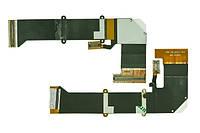 Шлейф (flex cable) для Sony Ericsson S500/W580 (узкий конектор) high copy