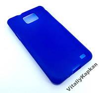 Чехол силикон для Samsung S2, i9100