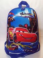 Детский рюкзак каркасный Тачки Cars2