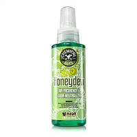 "Chemical Guys ""Honeydew Cantaloupe Scent Premium Air Freshener & Odor Eliminator"" Дыня - освежитель"