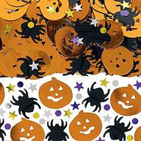 Конфетти Тыквы и пауки 70 1501-2080