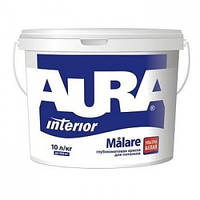 Aura Målare 2.5л – Глубокоматовая краска для потолков.