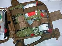 Индивидуальная аптечка первой помощи North American Rescue Combat Casualty Response Individual Kit, фото 1