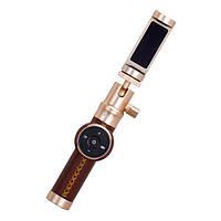 Монопод для Селфи Momax Pro 90 cm,gold (KMS4L)
