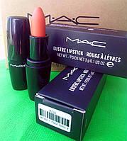 Матовая помада MAC Lustre Lipstick Rouge A04