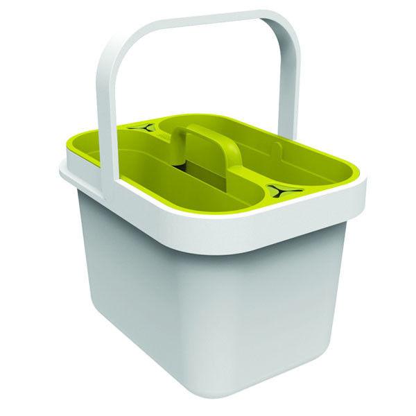 Органайзер для моющих средств Joseph Joseph зеленый 85029