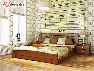 Кровать Селена Аури Бук Щит 105 (Эстелла-ТМ), фото 2