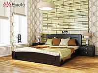 Кровать Селена Аури Бук Щит 106 (Эстелла-ТМ)