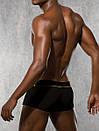 Мужские трусы боксеры Doreanse 1725 черные, фото 4