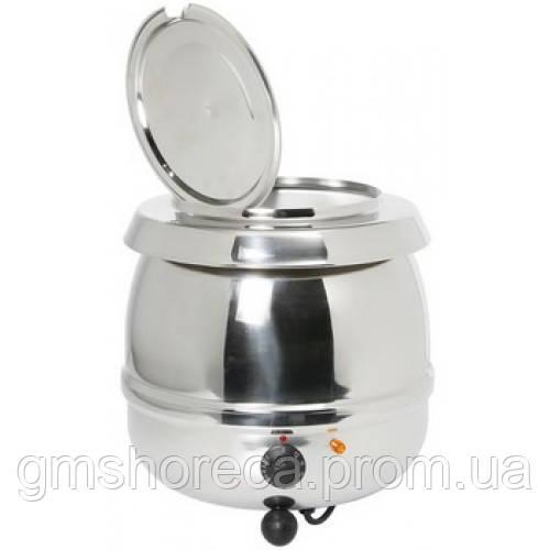 Супница мармит для первых блюд Inoxtech 6000 S