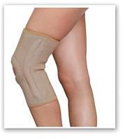 Бандаж на коленный сустав с ребрами жесткости 6111 люкс Med textile, (Украина)