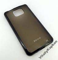 Чехол силикон KEVA для Samsung S2, i9100