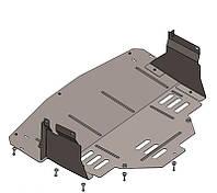 Защита двигателя,КПП и радиатора Renault Master 2010-