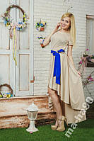 Женское летнее платье. Размеры  42__50