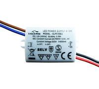 Блок живлення SLP03SS1, драйвер світлодіода 700ма 3 Вт IP65 2232
