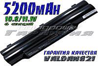 Аккумуляторная батарея Fujitsu Siemens CP478214-02 CP477891-01 S26391-F495-L100 S26391-F840-L100 LifeBook A531