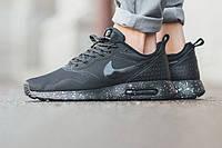 Nike Air Max Tavas Black grey