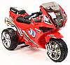 """Детский мотоцикл  """"ZP 2131""""-красный"""
