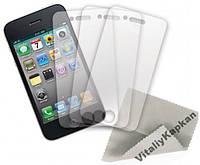Защитная пленка для iPhone 5/5s/5с матовая