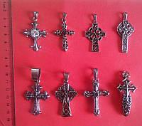 Крест из титана. Качественнее, чем серебряный крестик.