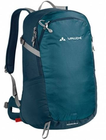 Превосходный велосипедный рюкзак 18 л. Vaude Wizard 4052285204891 Бирюзовый