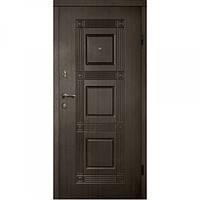 Входные двери 313 венге Квартира тм Арма