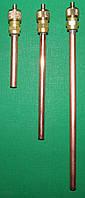 Шредер с трубкой для заправки фреона