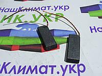 Щетки для мотора стиральной машины 5*12,5 шнур сбоку (комплект 2 шт.)