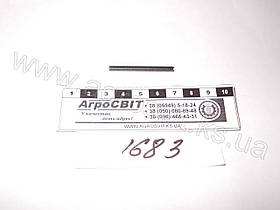 Штифт пружинный 3*40, кат. № DIN 1481
