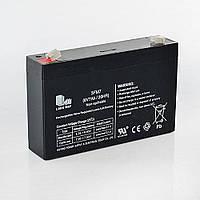 Аккумуляторная Батарея 3FM7 6V-7Ah