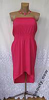 Новое яркое платье ESMARA хлопок М 46-48 В258N