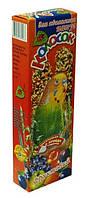 Ласощі Природа Колосок для папуги, фруктовий, 140г