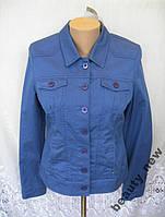 Новая стильная куртка AUTHENTIC хлопок S 44-46 В227N