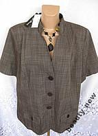 Новый практичный пиджак MAGGIE BARNES 2Х 56-58 В125N