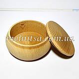 Заготовка шкатулочка-бочонок, 6,5х3,4см, фото 2