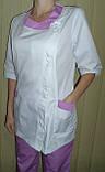 Медицинский костюм 3217 (коттон), фото 2