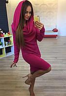 Платье трансформер с капюшоном НВ083