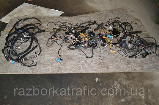 Проводка салона, кузова на Renault Trafic, Opel Vivaro, Nissan Primastar
